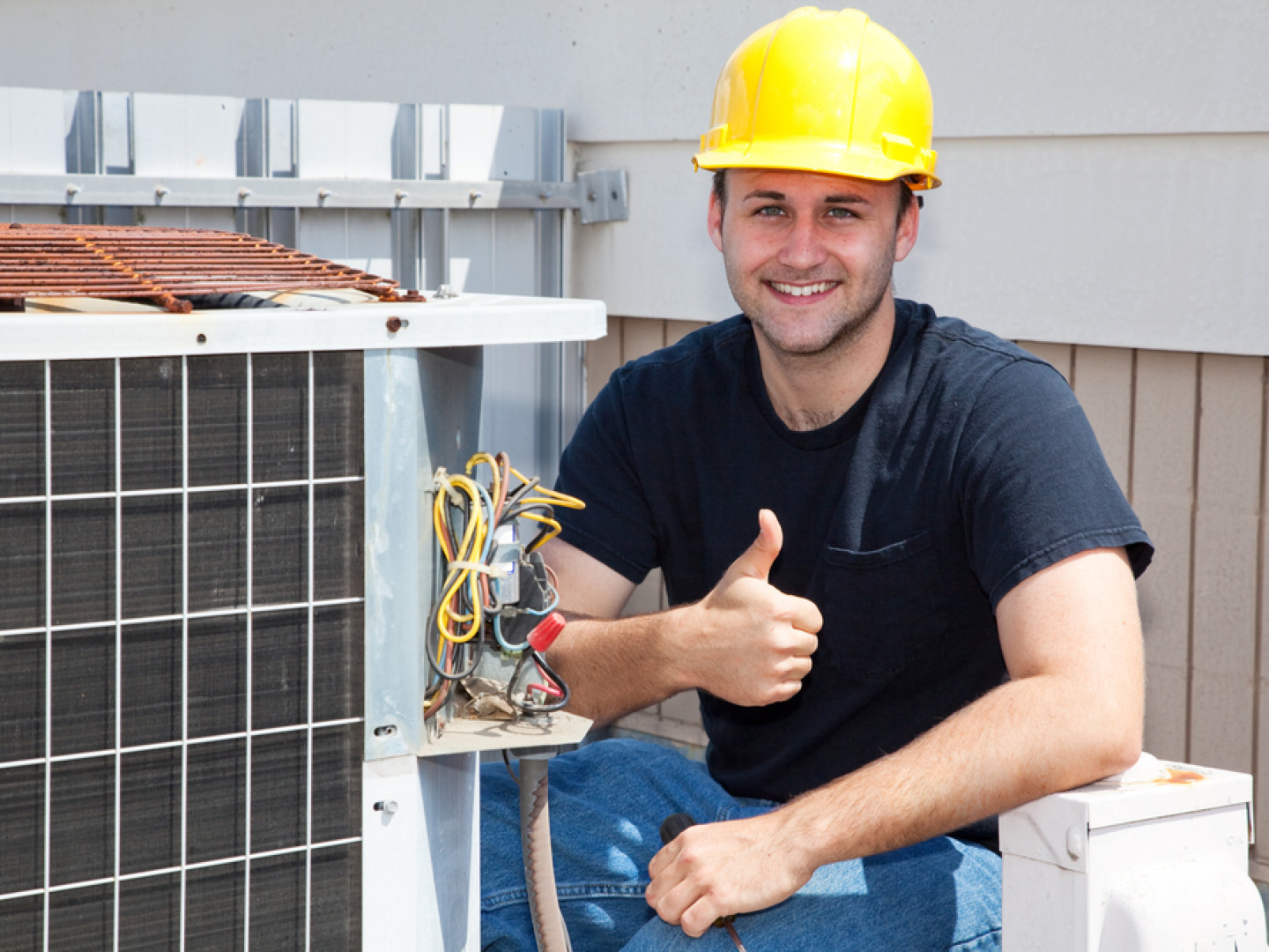 An HVAC contractor can handle your furnace installation